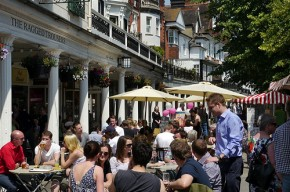 Pantiles, Tunbridge Wells, Kent